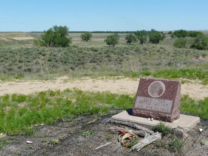 2. Sand Creek Massacre National Historic Site (Eads)