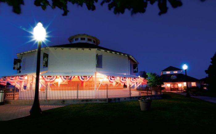 12. Philadelphia Toboggan Company Carousel No. 6 (Burlington)