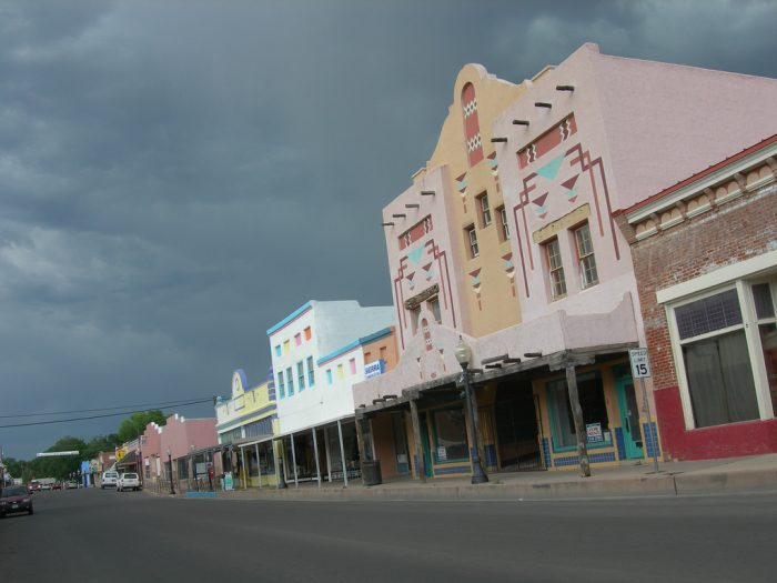 7. Silver City