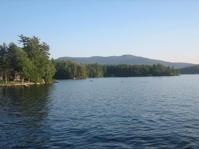 11. Can you name this lake?