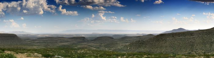 5. Guadalupe Mountains National Park