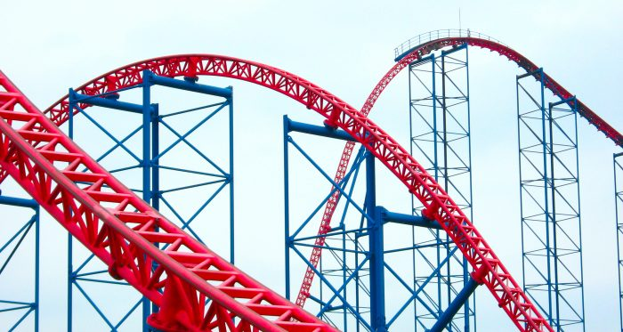4. Get your adrenaline pumping at one of our exciting amusement parks.