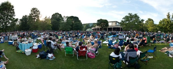 5. You've attended at least one concert at Tanglewood.
