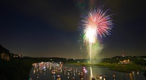 7 Epic Fireworks Shows Near Austin That Will Blow You Away This Year
