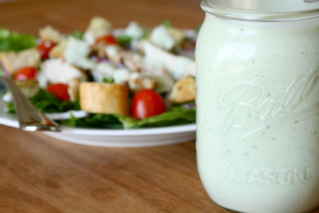 11. Pair Things Delectably with Ranch Dressing.