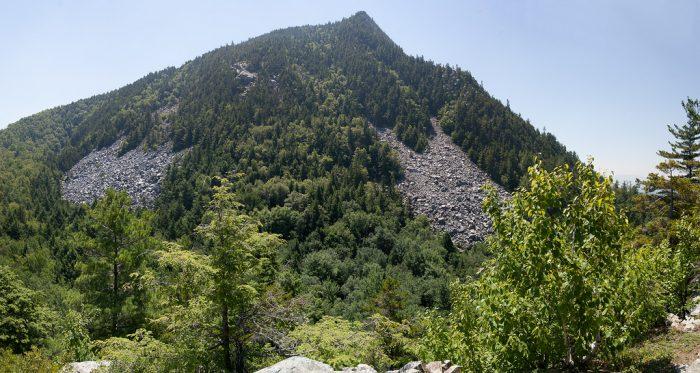 8.  White Rock Mountain, Middlesex
