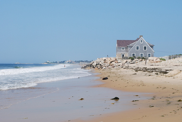 6. Unfortunately not everyone in Rhode Island lives at the beach.