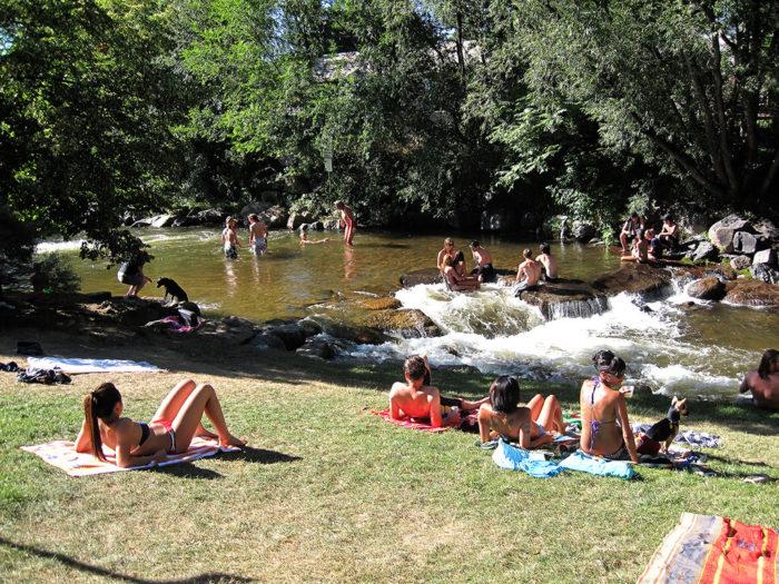 1. Boulder Creek