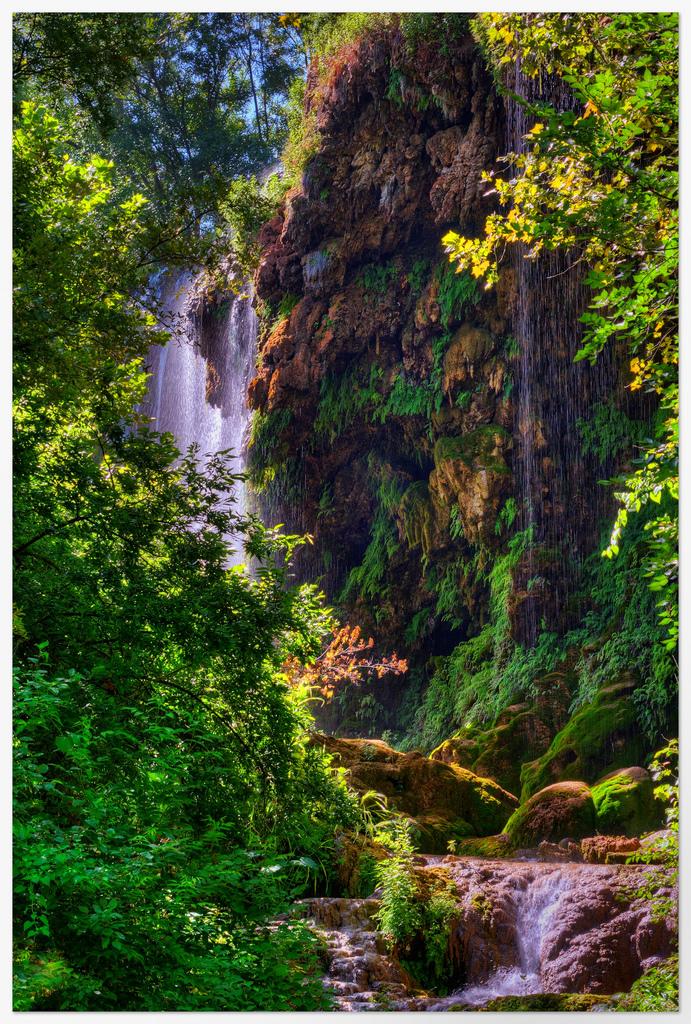 7. Gorman Falls (Bend)