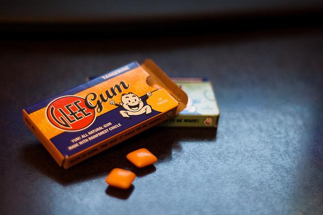 6. Glee Gum
