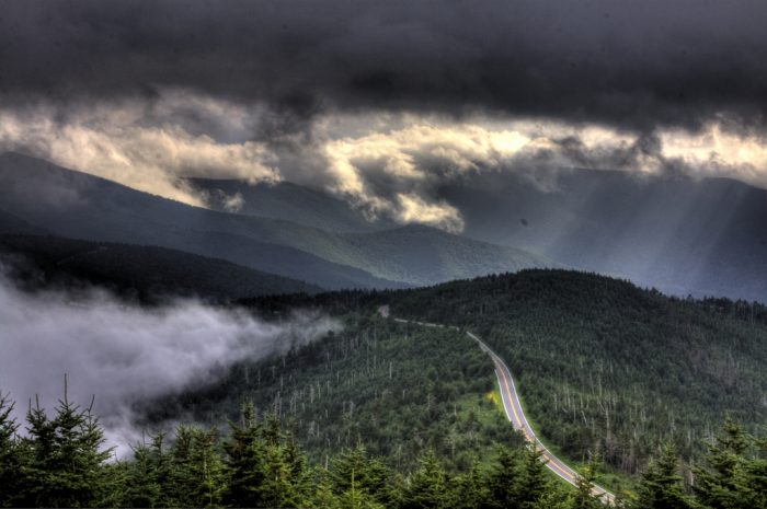 9. You can't call yourself a North Carolinian until you've stood at the highest point East of the Mississippi, Mount Mitchell.