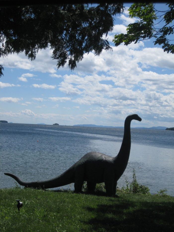 11.  Dinosaurs?
