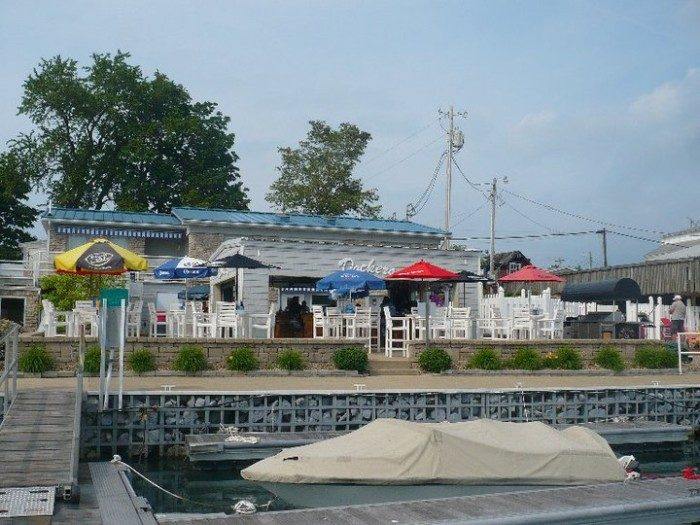 11. Dockers Waterfront Restaurant and Bar (Kelleys Island)