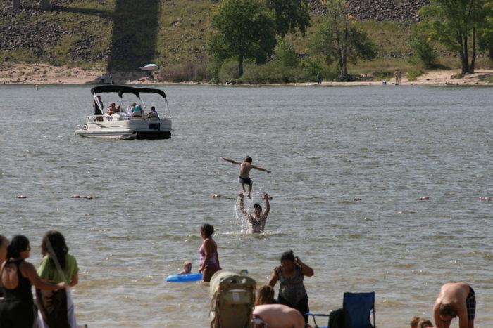 7. Cherry Creek Reservoir