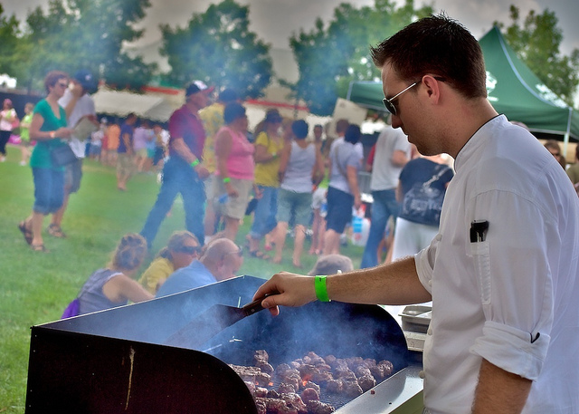 7. Check Out Local Food Festivals