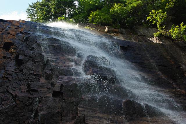 2. Arethusa Falls, Bartlett