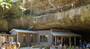 This Unique Restaurant In Alabama Will Give You An Unforgettable Dining Experience