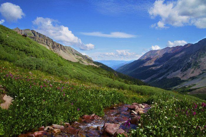 14. Triangle Pass, Colorado