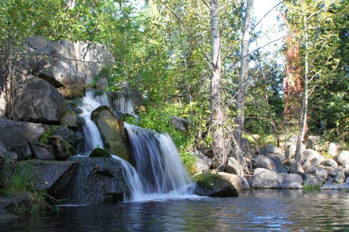 1. Start in Idaho's beautiful, active capital city.