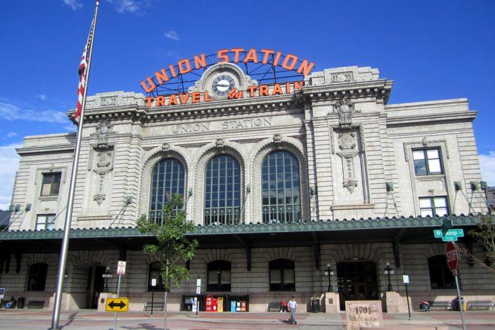 1. Union Station