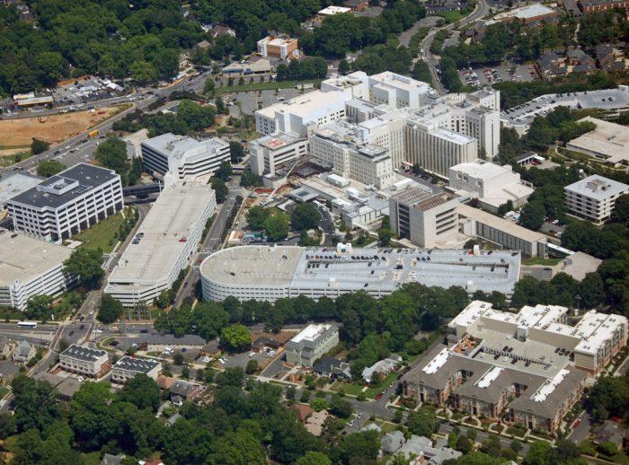 4. Carolinas Medical Center, Charlotte
