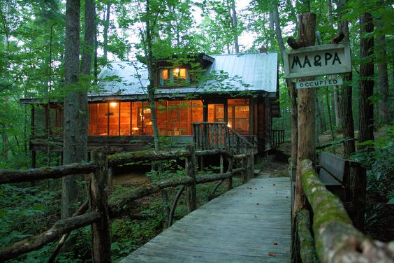 10 Unique Cabin Rentals In North Carolina