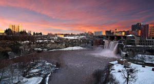 These 6 Incredible Waterfalls Along The Genesee River Will Blow You Away