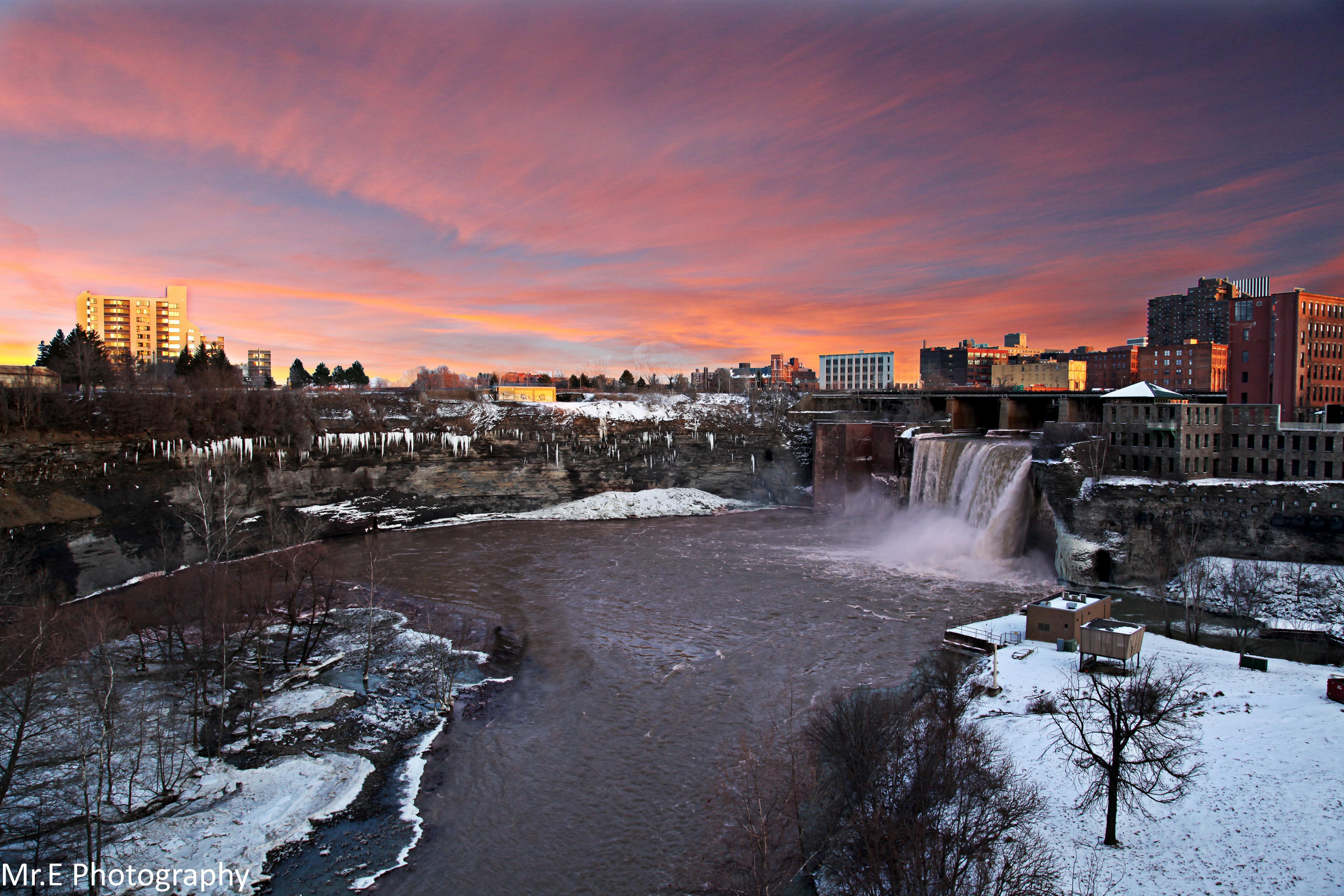 6 Incredible Waterfalls Along The Genesee River