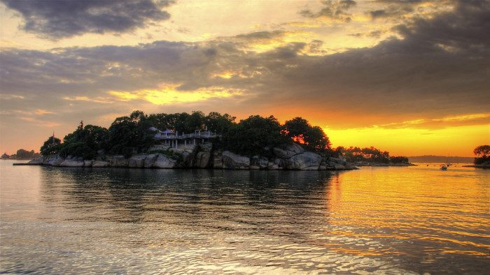 Connecticut: The Thimble Islands