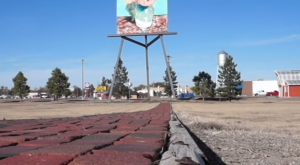 Check Out The World's Largest Van Gogh Painting…In Kansas?
