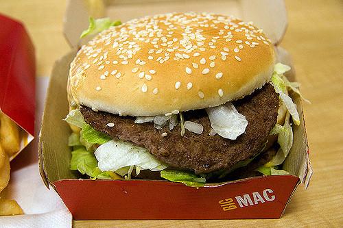 5. Jim Delligatti, a McDonald's franchisee, invented the Big Mac in Pittsburgh in 1967.