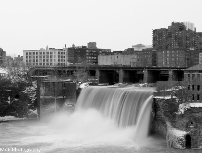 5-Rochester High Falls