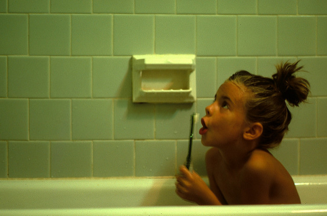 5. Kids or neighbors singing grating on your nerves? Turn 'em in if they're in the tub. It's against the law to sing in the bathtub in Pennsylvania.