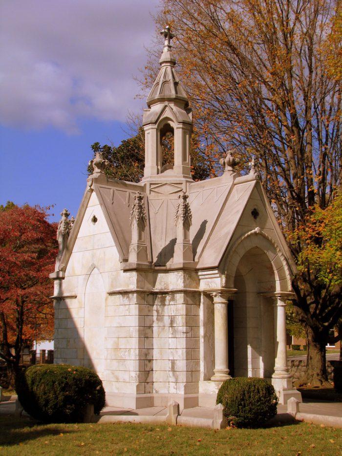5. Craigmiles Family Mausoleum
