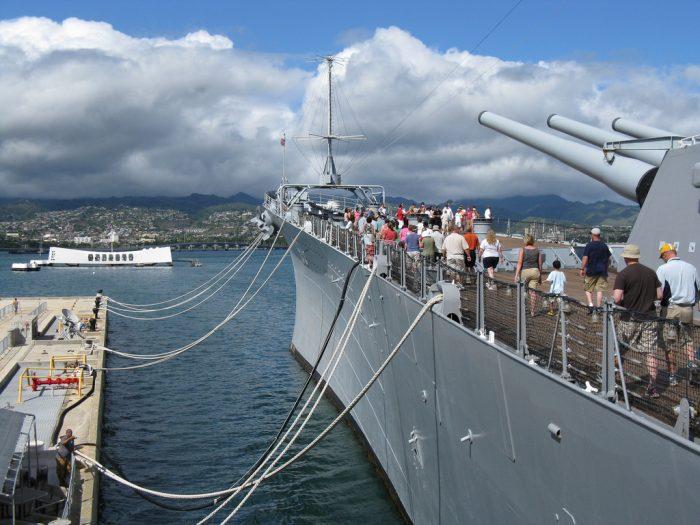 5. United States Naval Base, Pearl Harbor