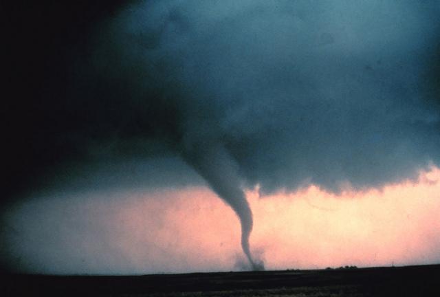 9. Not having a tornado plan.