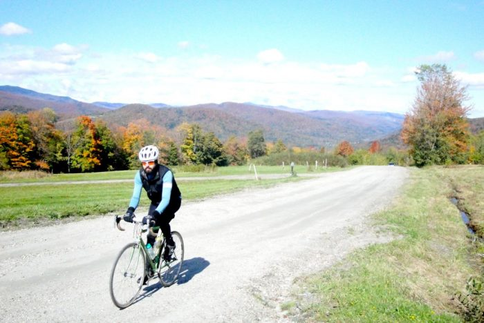 13.  And a bike ride, too...