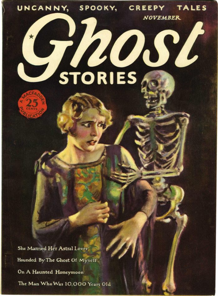 3. Embrace the ghost stories and tours—you'll enjoy them much more.