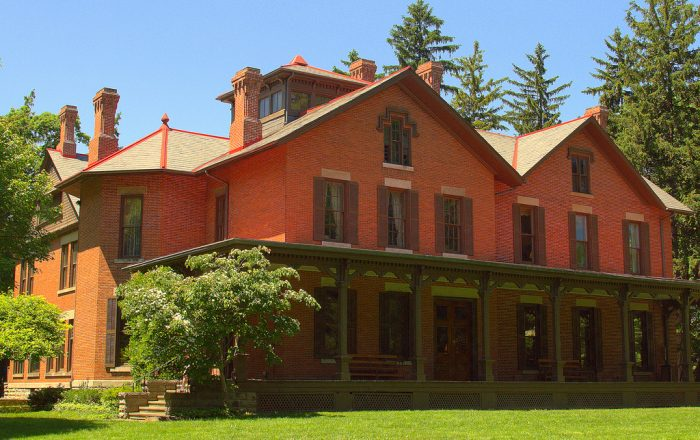 11. Rutherford B. Hayes Home (Fremont)