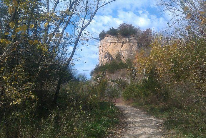 6. Horseshoe Bluff Nature Trail, Dubuque, Iowa