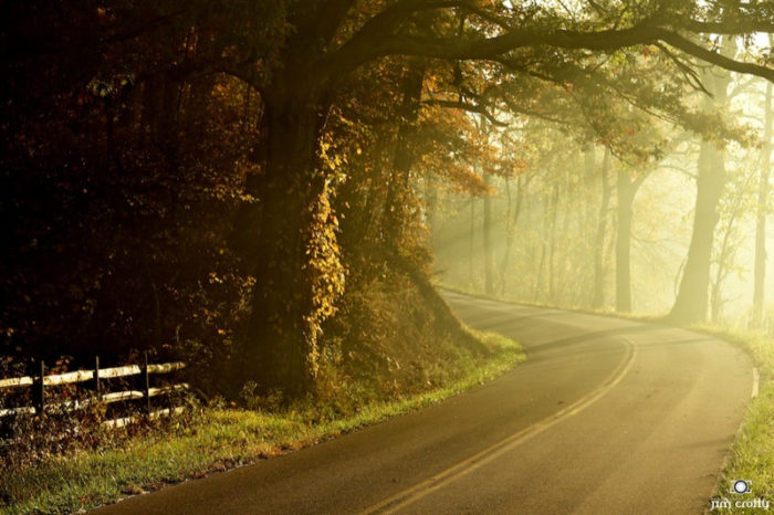 6. Hocking Hills Scenic Byway (State Route 374)