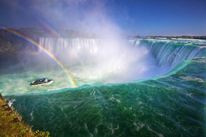 2. Niagara Falls, New York