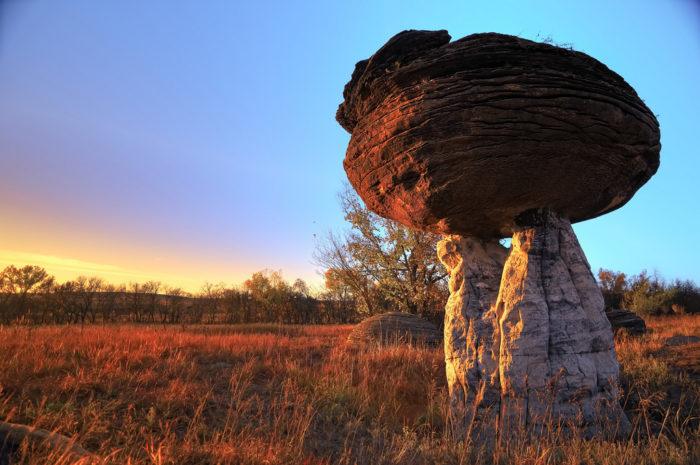 8. Mushroom Rock State Park (Brookville)