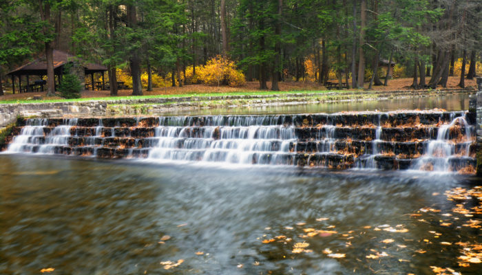 9 Urban Waterfalls In Pennsylvania That Make For A Great Escape