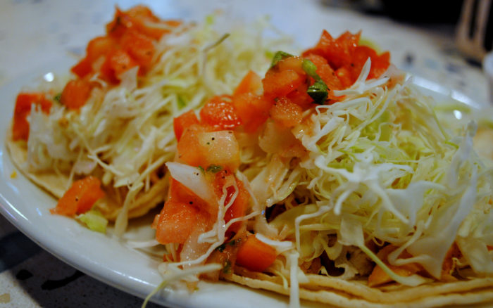 8. You can try anything else on Wahoo's menu, but you MUST have their famous fish tacos. WOW.