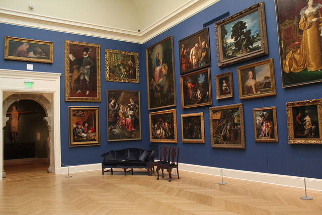 5. Amazing art museums and galleries abound in this small city!