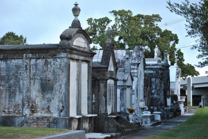8) Metairie Cemetery