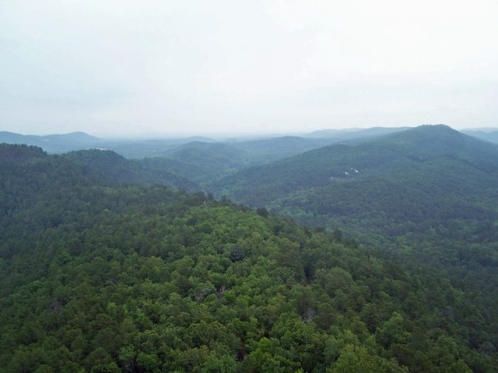 2. See the Ozarks from the overlooks on Scenic Highway 7.