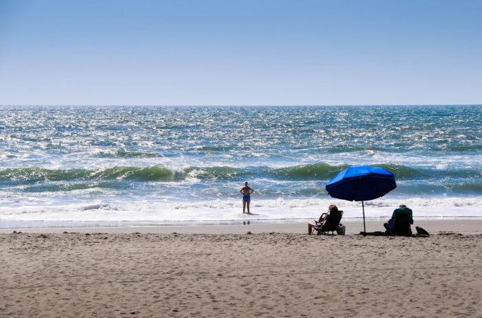 3. Ocracoke Beach