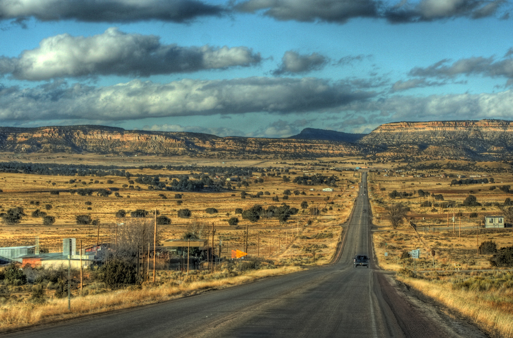 9 Prettiest Scenic Byways In New Mexico
